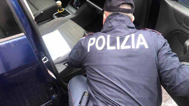 arresto ladro, furto auto, Massimiliano Ubaldo Aiello, Messina, Cronaca