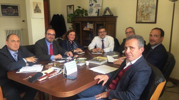 AMAT, piano risanamento, Giusto Catania, Michele Cimino, Palermo, Politica