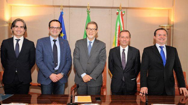 area integrata stretto, regione, Nello Musumeci, Sicilia, Economia