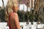 Chiara Ferragni a Siracusa, shooting in costume sotto il sole della Sicilia