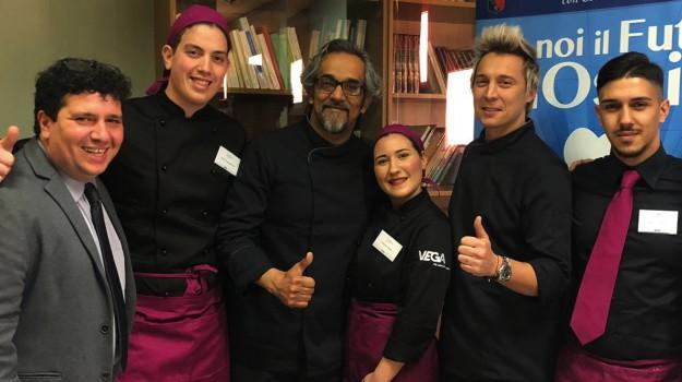 cucina, gare, Vega Champions, Palermo, Società