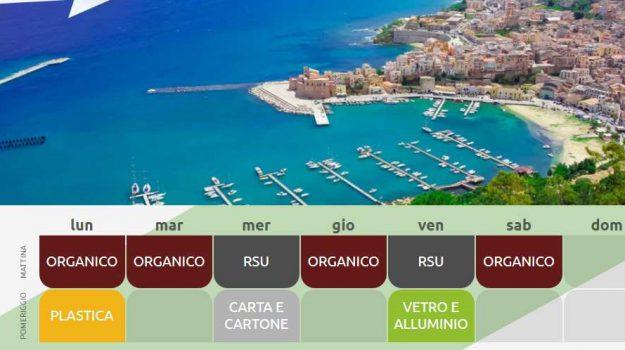 castellammare del golfo, organico, rifiuti, Trapani, Cronaca