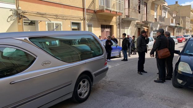 CASTELVETRANO, omicidio-suicidio, Luigi Damiani, Rosalia Lagumina, Trapani, Cronaca