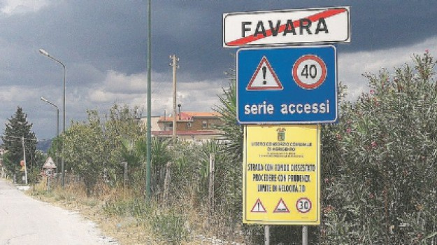 cammarata, Castronovo, lavori, Agrigento, Cronaca
