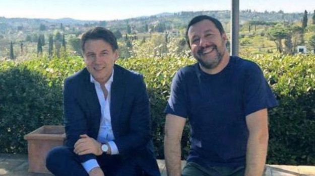 ministri, Giuseppe Conte, Matteo Salvini, Sicilia, Politica