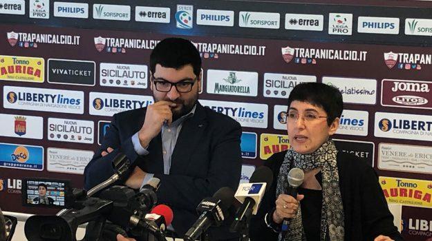 Calcio, trapani, Maurizio De Simone, Trapani, Calcio