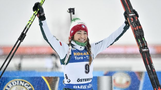 biathlon, mondiale, Dorothea Wierer, Sicilia, Sport