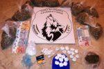 Tenevano in casa 1,5 chili di cocaina e marijuana, due arresti a Catania