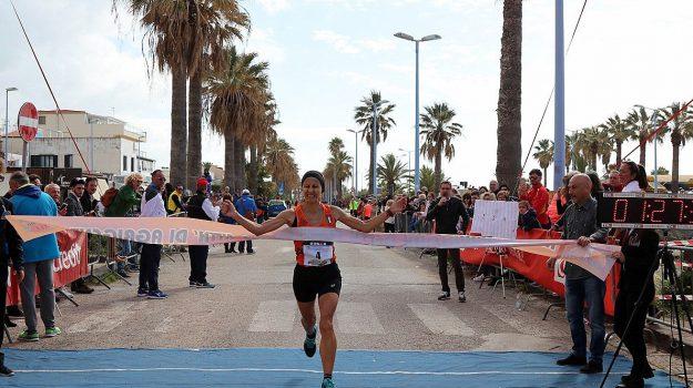 mezza maratona, Edna Caponnetto, Mohamed Idrissi, Agrigento, Sport
