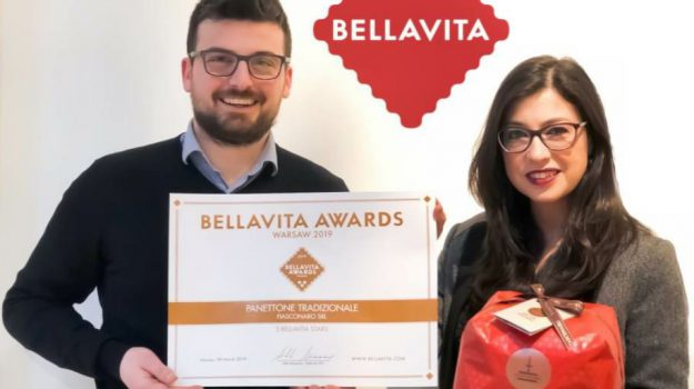 Bellavita Award, fiasconaro, panettone, Palermo, Economia