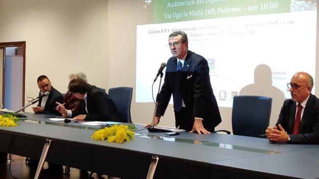 ambiente, misura 6.5.1, po fesr, Totò Cordaro, Sicilia, Economia