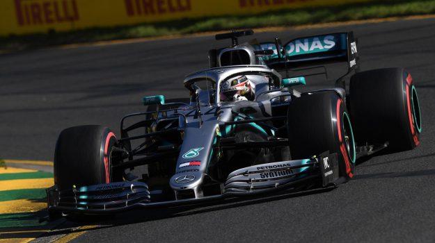 f1, libere, Melbourne, Lewis Hamilton, Sicilia, Sport