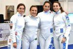 Coppa del Mondo, primo podio nella spada femminile. Successo per la catanese Fiamingo