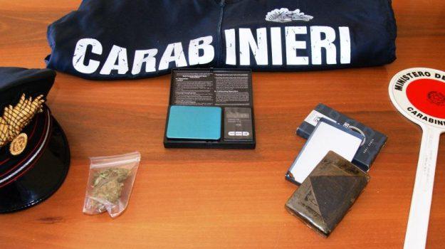 caltagirone, droga, Antonino Liberto, Catania, Cronaca