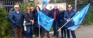 """Istituto Superiore di Giornalismo, sit-in del Sinalp a Palermo: """"Salvaguardare i dipendenti"""""""