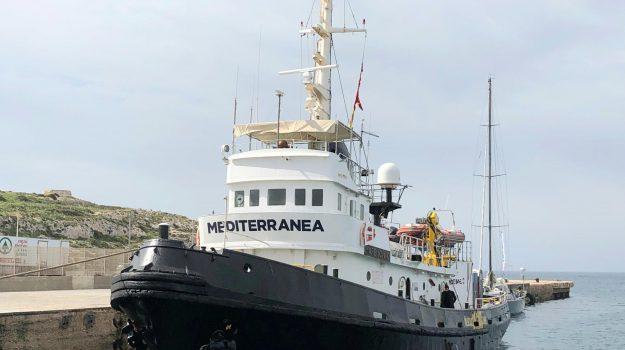 Lampedusa, Mare Jonio, migranti, Agrigento, Cronaca