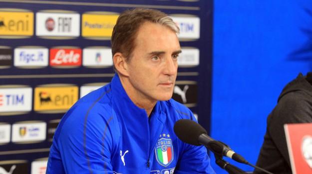 italia, Roberto Mancini, Sicilia, Calcio