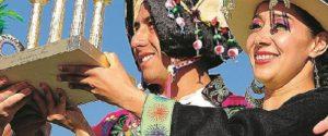 La Bolivia vince l'edizione 2019 del Mandorlo in Fiore