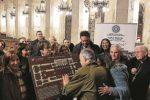 La mappa tattile inaugurata nella Cattedrale di Siracusa