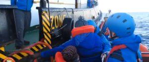 Mare Jonio salvataggio migranti