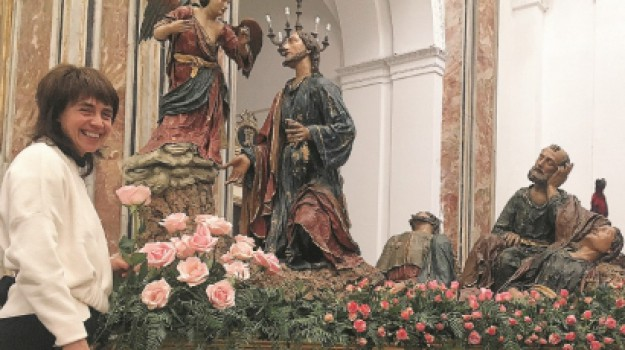 cerimonie, misteri, quaresima, Trapani, Cultura