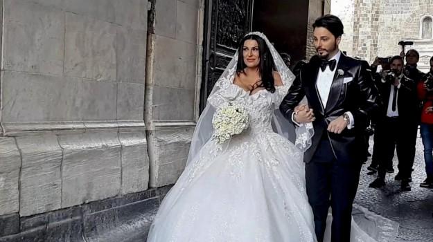 matrimonio Tony Colombo, Napoli, Tina Rispoli, Tony Colombo, Sicilia, Cronaca