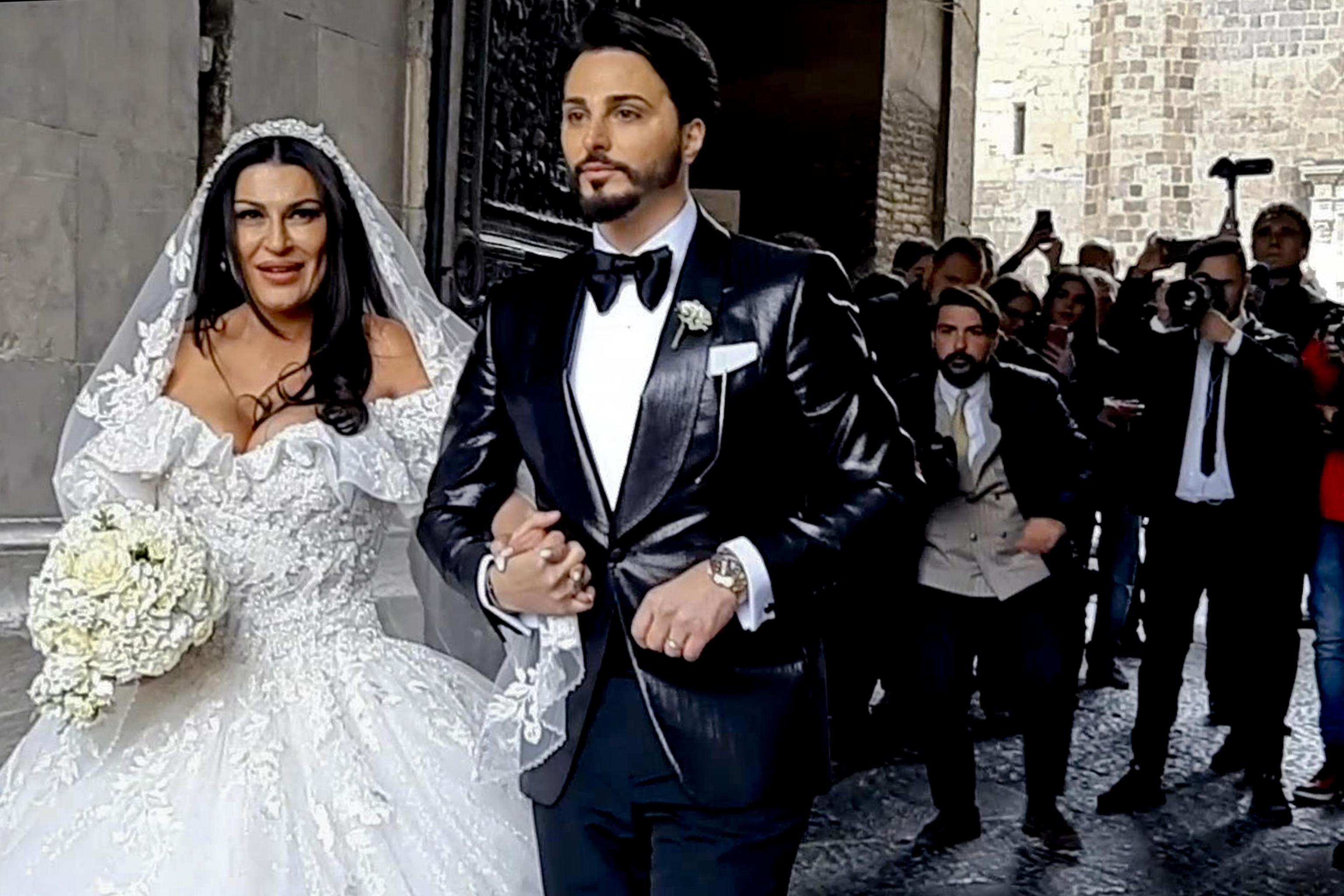 Il matrimonio di Tony Colombo tra multe e polemiche, il sindaco di