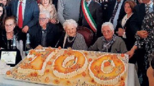 calamonaci, nonna da record, Antonina Palminteri, Agrigento, Società