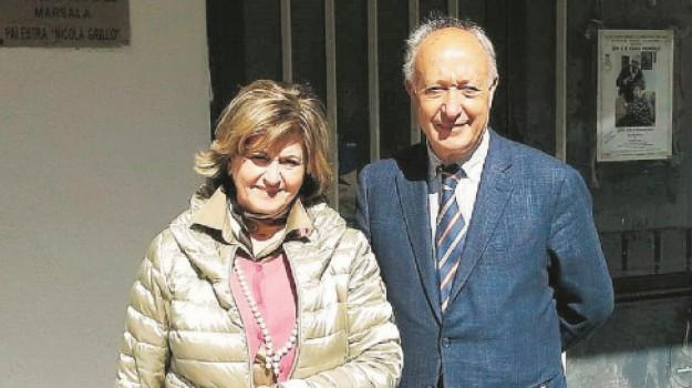 marsala, palestra Nicola Grillo, Porticella, Trapani, Cronaca