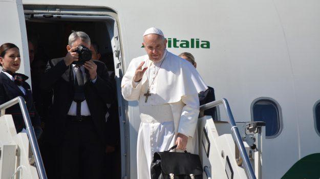 Papa Francesco, Papa in Marocco, viaggio papa, Sicilia, Cronaca