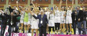Passalacqua Ragusa vincitrice Coppa Italia 2019