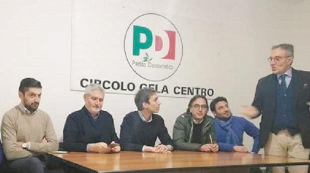 amministrative, pd, Salvatore Messana, Caltanissetta, Politica