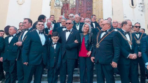 capitano della maestranza, festa, Giovanni Cimino, Caltanissetta, Cronaca