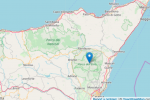 Etna, registrata scossa di terremoto di magnitudo 2.6