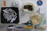 Piazza Armerina, droga in un centro d'accoglienza: arrestato un gambiano
