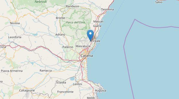 aci sant'antonio, sisma, terremoto, TROINA, Catania, Enna, Cronaca