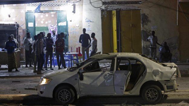 assalto, Mogadiscio, Somalia, Sicilia, Mondo