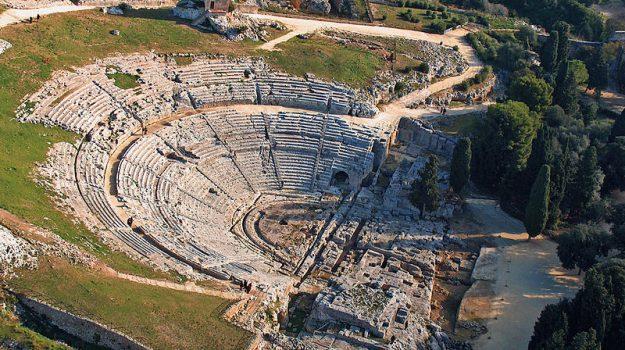 rappresentazioni classiche, teatro, teatro greco di siracusa, Siracusa, Cultura