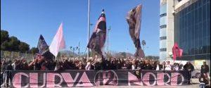 Palermo retrocesso, mille tifosi in marcia verso Roma per la sentenza d'appello