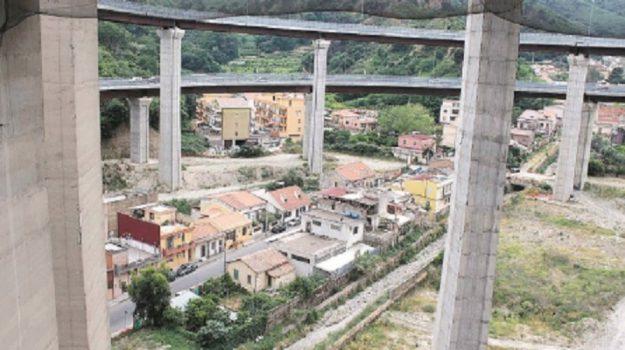 giostra, viabilità, viadotto Recupero, Messina, Cronaca