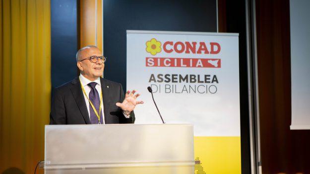 conad, logistica, Vittorio Troia, Sicilia, Economia