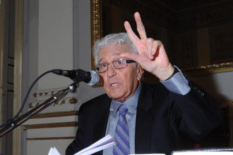 Palermo in lutto per la morte dell'attore Pino Caruso, scomparso ieri sera a Roma