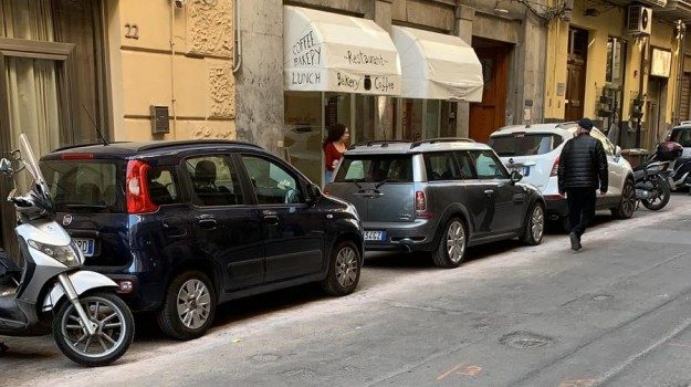 Al giardino di Rose - Bakery & Coffee, furto, via Villareale, Palermo, Cronaca