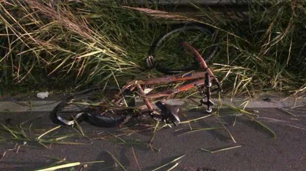 ciclista, incidente Xitta, omicidio stradale, Kone Ousmane, Trapani, Cronaca