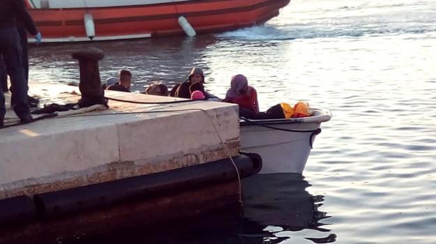 Lampedusa, migranti, sbarco, Agrigento, Cronaca