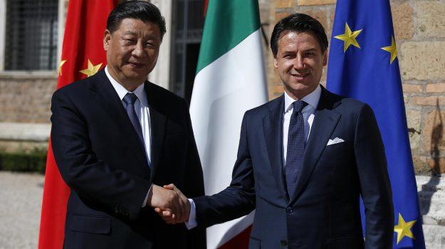 CINA, presidente cinese, strade chiuse palermo, Xi Jinping a Palermo, Xi Jinping, Palermo, Cronaca