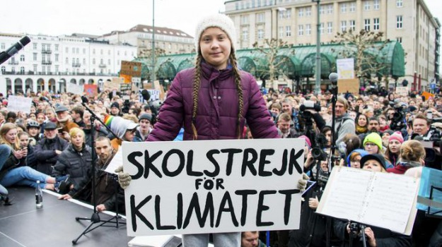 ambiente, Greta Thunberg, Sicilia, Mondo