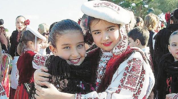 gruppi folkloristici, Mandorlo in fiore, programma, Agrigento, Cultura