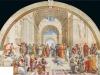 Arte: restaurato cartone La scuola di Atene di Raffaello