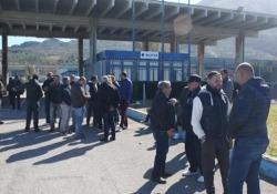 Blutec, sit-in a oltranza davanti ai cancelli di Termini Imerese I sindacati: